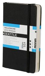 Moleskine carnet Seattle